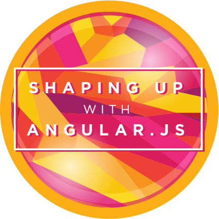 shaping with angular